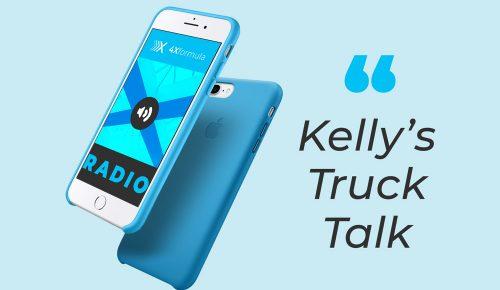 4X Formula Radio - Episode 12 Kelly's Truck Talk