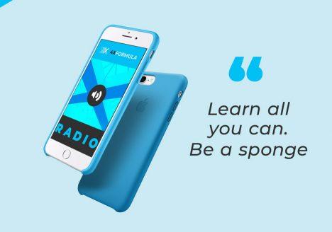 Online Real Estate Training Episode 49: Be a sponge
